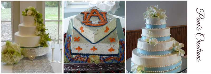 Cake Design In Montgomery Alabama : 56+ [ Wedding Cakes Montgomery Al ] - Vintage Art Deco ...