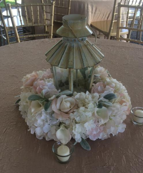 "16-13"" Metal Lanterns Available @ $8/each.