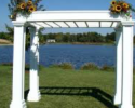 "84"" W x 87' 
