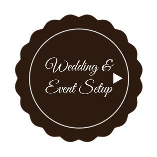 Wedding & Event Setup